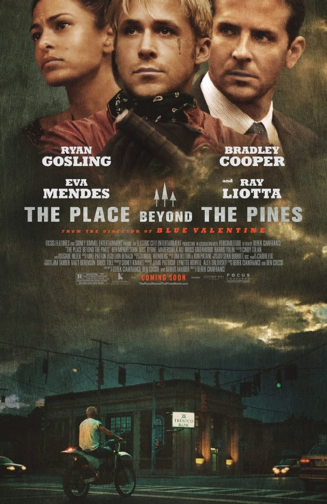 La película The Place Beyond the Pines ( Cruce de caminos )