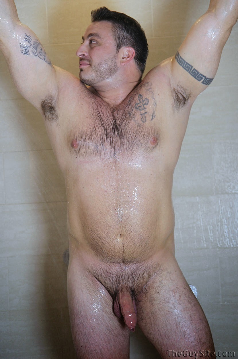 from Zavier bear shower free video gay