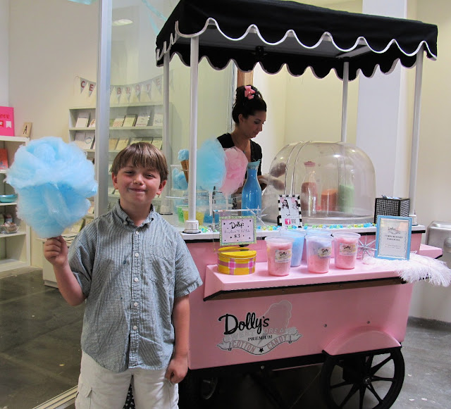 Как сделать бизнес на сахарной вате