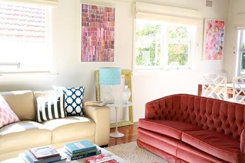 Teal Sofa Living Room Ideas Uk