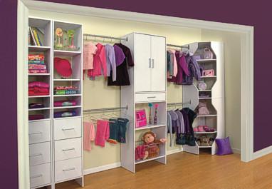Modernos closets para ni os y jovenes decorando mejor for Armarios bonitos y baratos