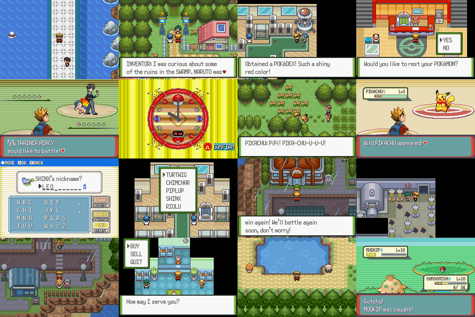 Pokemon Glazed GBA Gratis Download + Walkthrough Bahasa ...