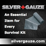 Silver Gauze GET IT HERE