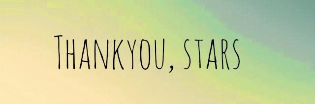 Thankyou, stars