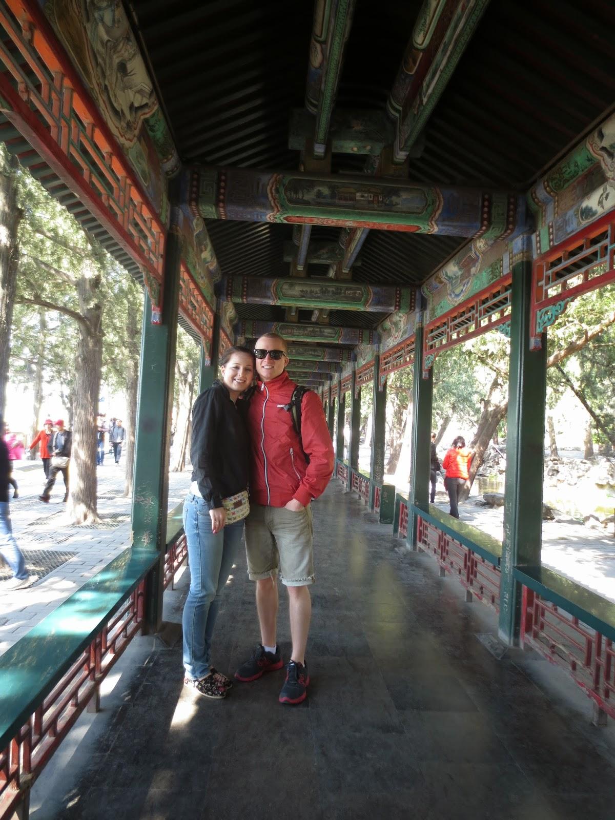 Summer Palace Corridor