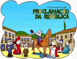 15 de Novembro: Proclamação da República