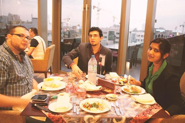 iftar dinner buffet Rotana