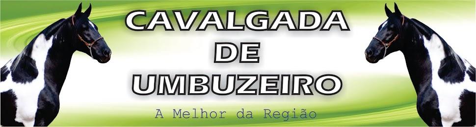 CAVALGADA      DE      UMBUZEIRO