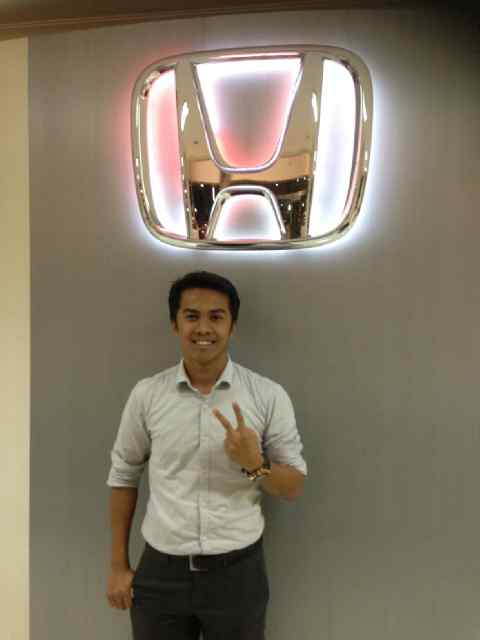sales marketing honda semarang