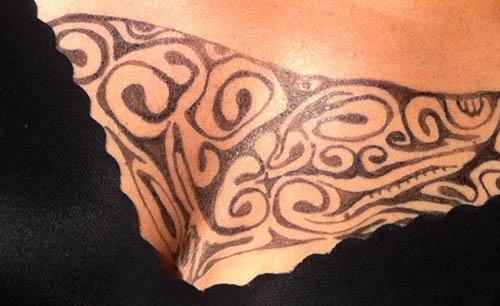 Tatouage Partie Intime Femme - Vidéo Ce qui se passe à l'intérieur d'un salon pour