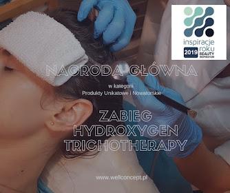 WellOxy - infuzja tlenowa, Oczyszczanie wodno - wodorowe