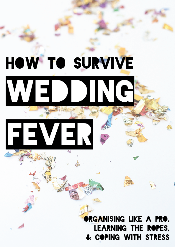 how to survive wedding fever book