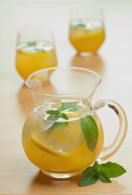 receita de suco de limão