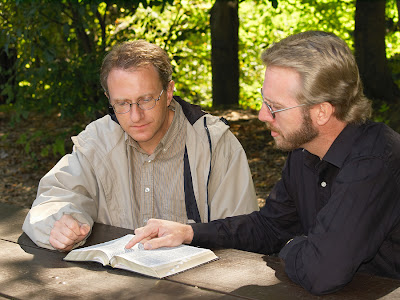 We have to learn to use the gifts of one another in order to effectively pursue Christ.  Thoughts at DTTB.