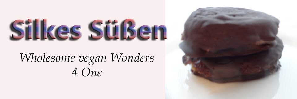 Silkes Süßen - Wholesome vegan Wonders 4 One