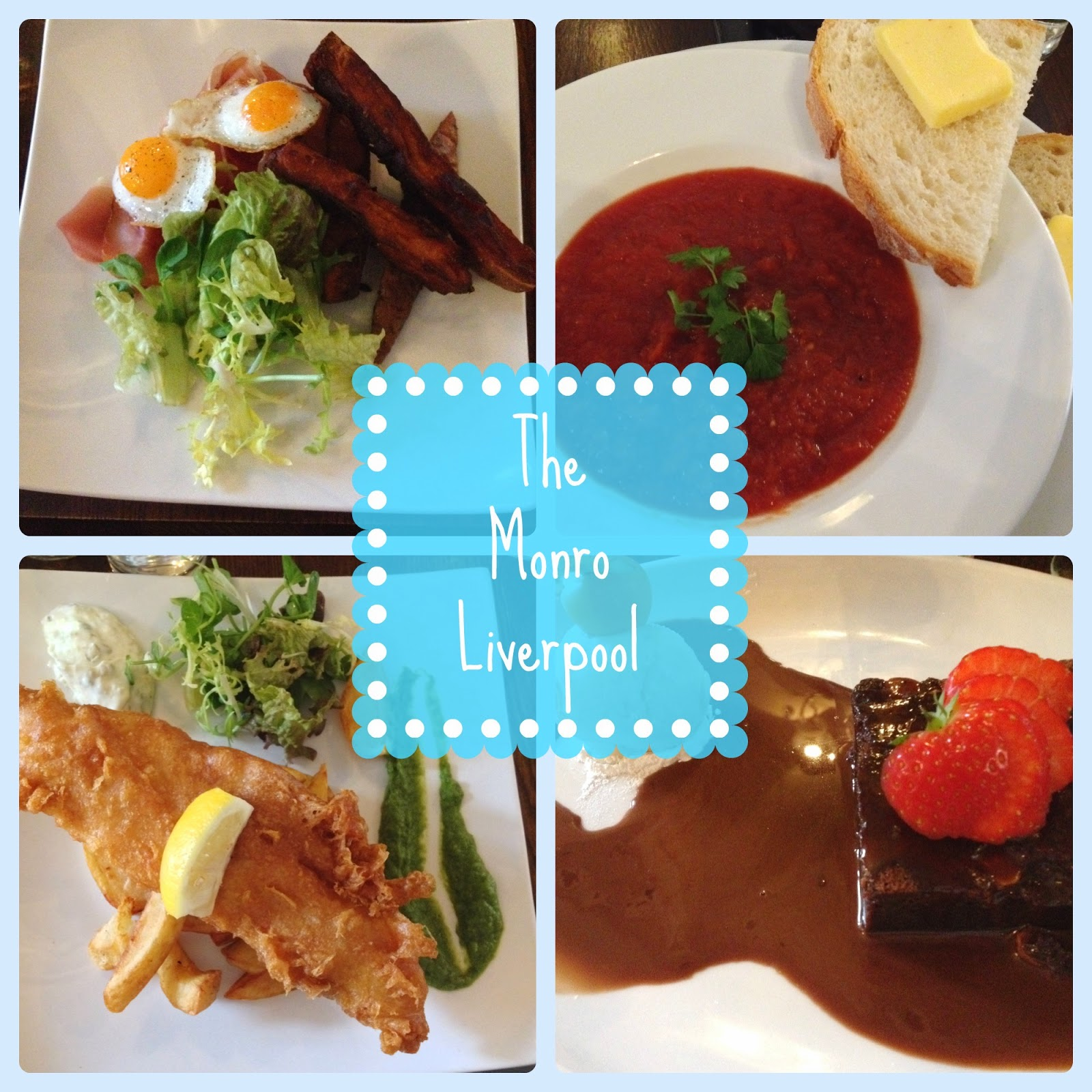 the monro liverpool review