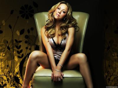 Actress Mariah Carey Wallpaper-1600x1200