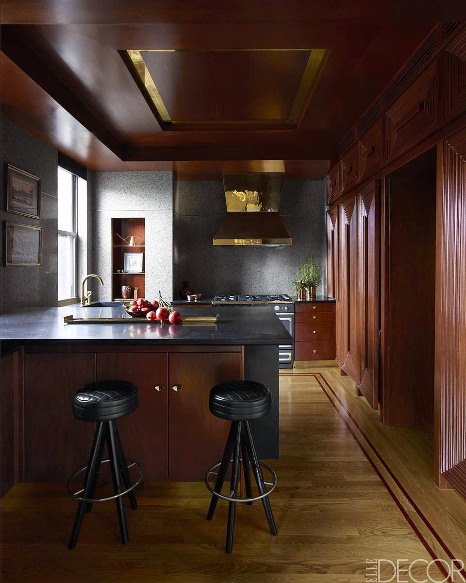 Italienisches Design in New York - Einrichtung mit Grandezza