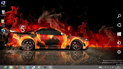 Car Themes For Windows 7 And 8