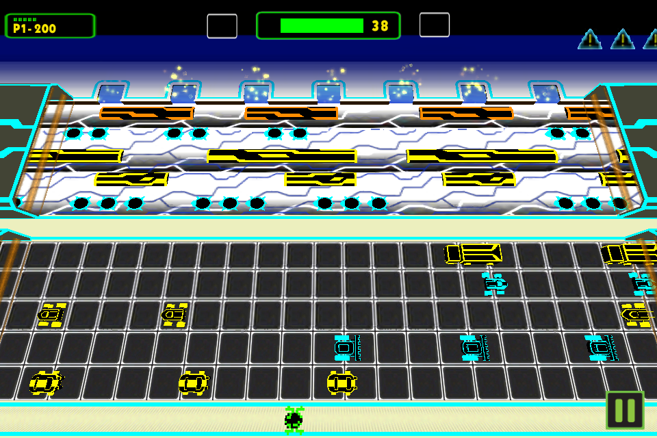 Frogger: Hyper Arcade Edition (Video Game Review)
