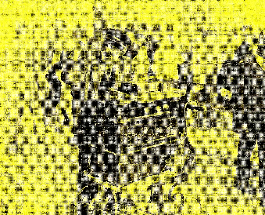 Muzicanti stradali