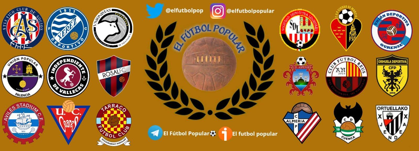  El Fútbol Popular   