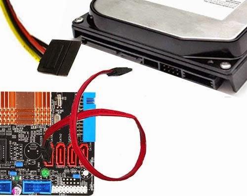 жесткий диск с разъемом SATA