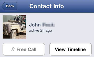 Facebook Luncurkan Telepon Gratis Untuk Semua Pengguna Iphone Di As