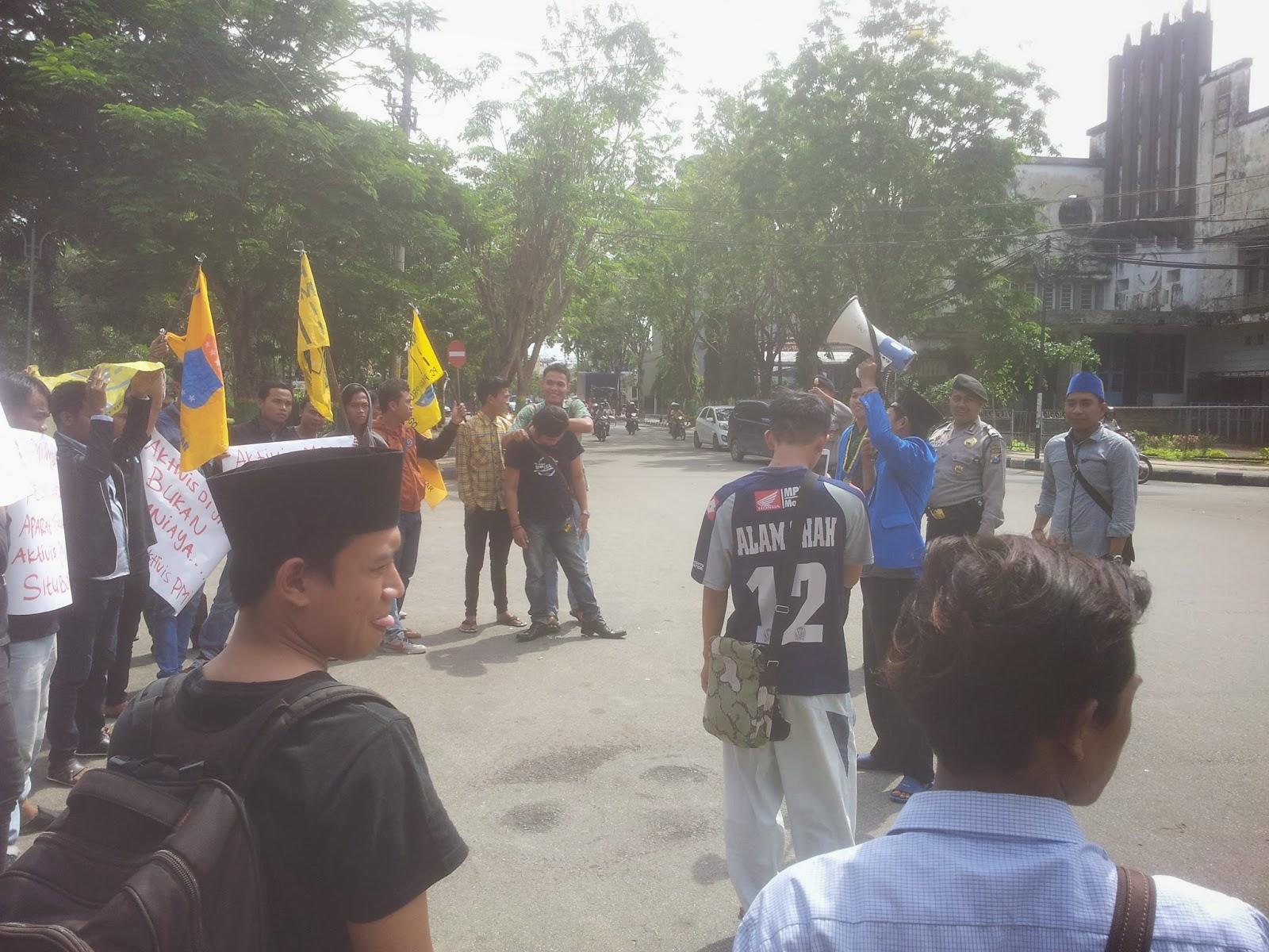 PMII Pamekasan Kecam Tindakan Premanisme Oknum Polisi Situbondo