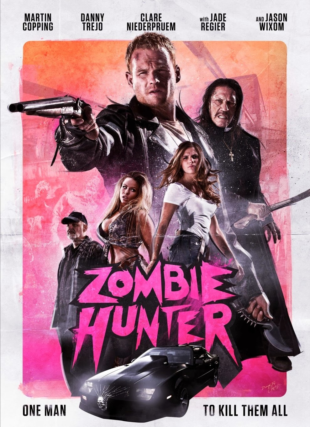 Zombie Hunter – Legendado