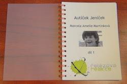 Kniha Autíček Jeníček