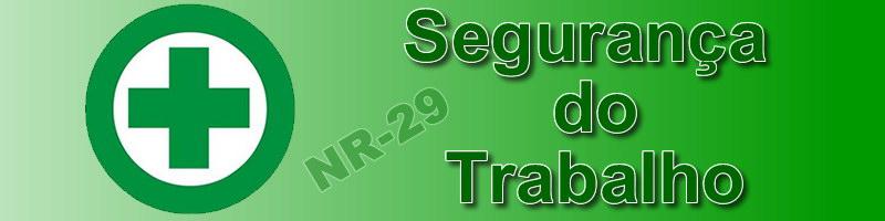 NR-29 :: Segurança do Trabalho