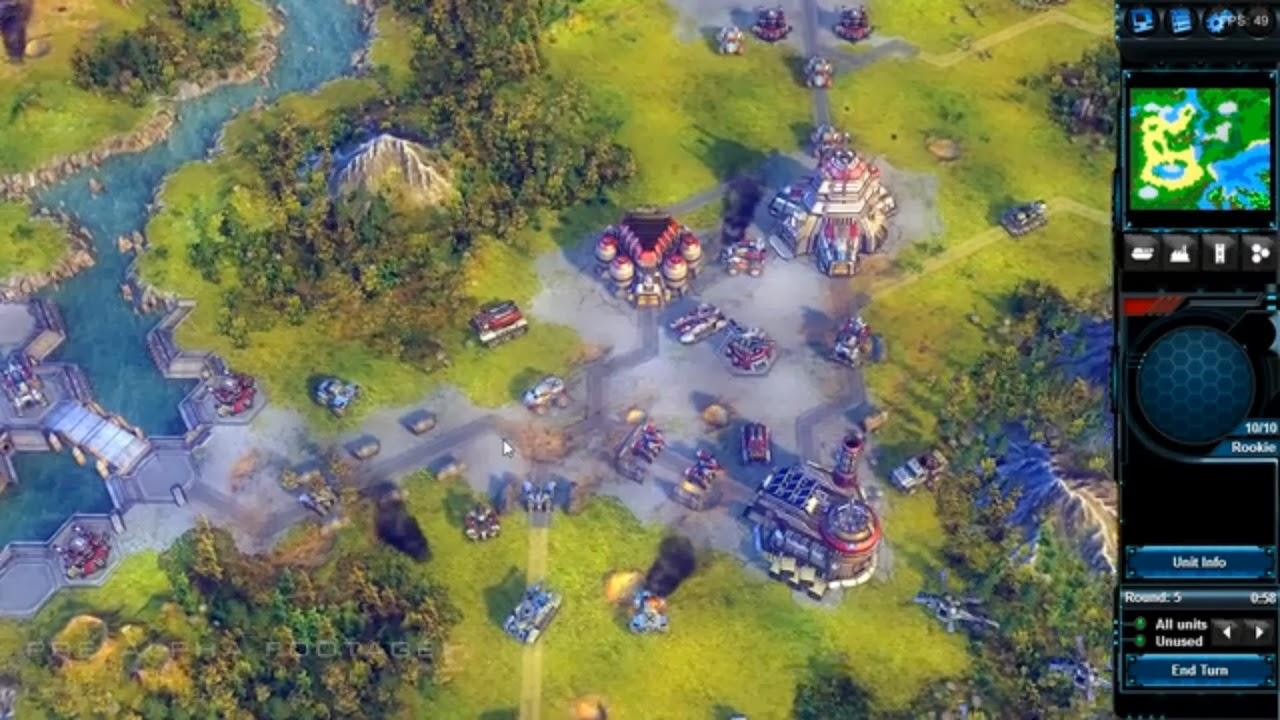 احدث العاب الاكشن والاثارة Battle Worlds Kronos نسخة كاملة بكراك flt حصريا تحميل مباشر Battle+worlds+Kronos+3