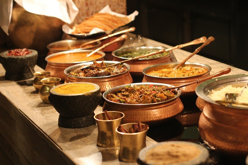 Indian Cuisine - Best Places to Eat in St. Paul's - motherdistracted.co.uk
