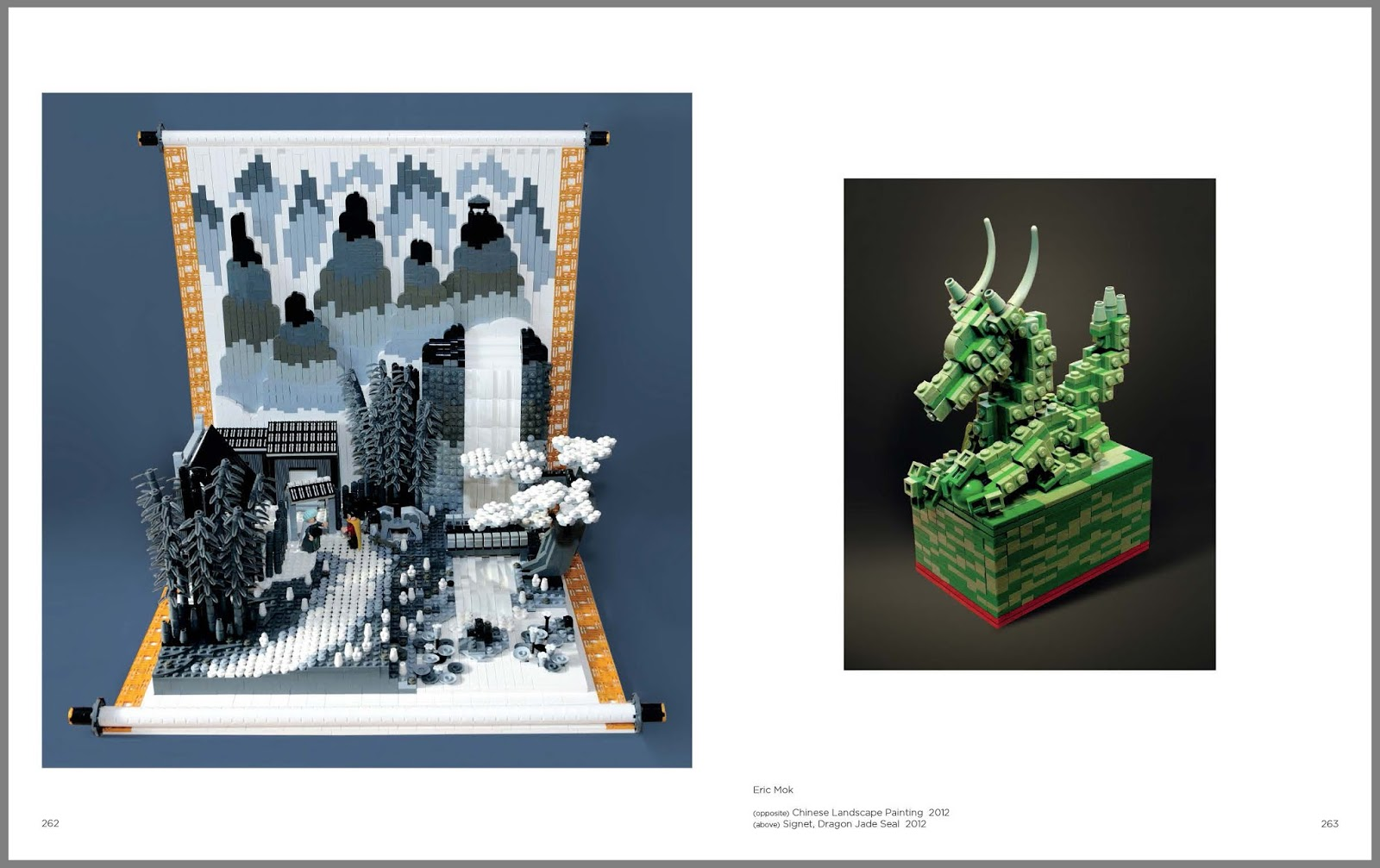 New Book Beautiful Lego