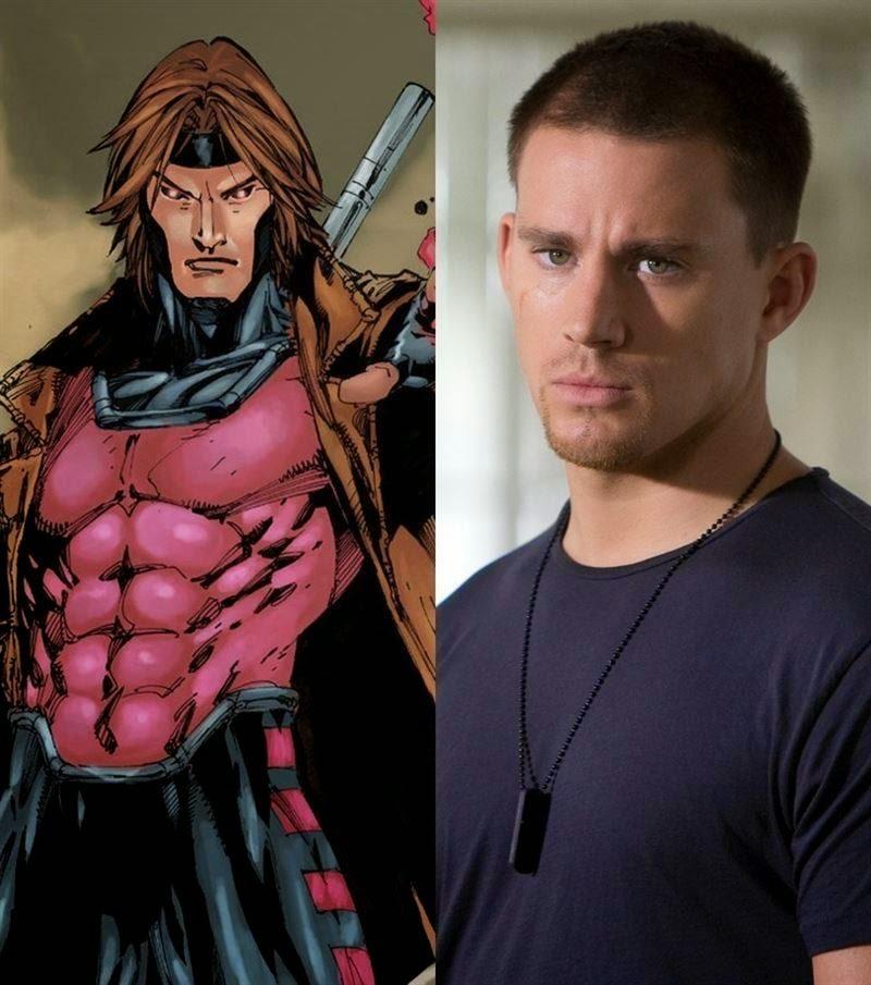Gambit, la nueva película de los X-MEN