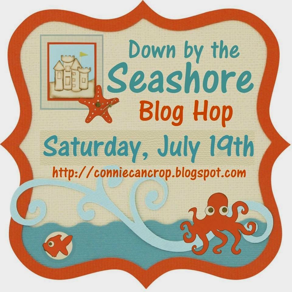 Down By The Seashore Blog Hop