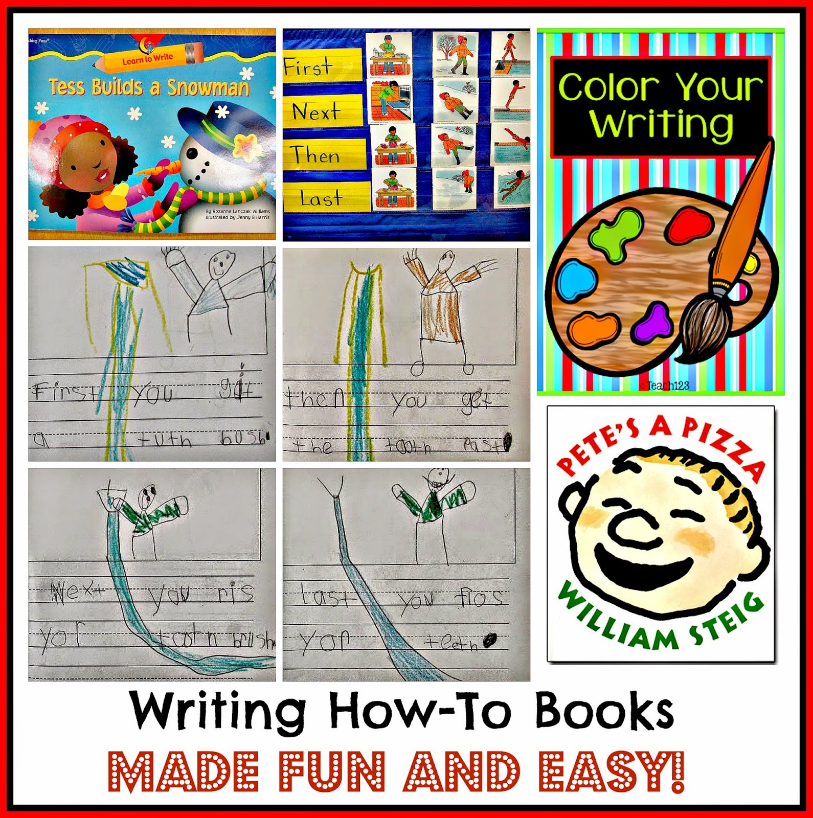 Kindergarten: Holding Hands and Sticking Together: How-To Books ...