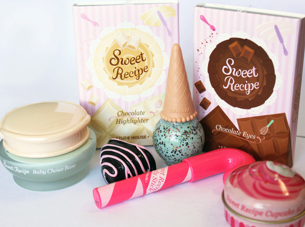 Etude House Sweet Recipe Haul Review blog