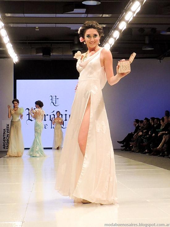 Veronica de la Canal primavera verano 2015. Semana de la Moda primavera verano 2015.