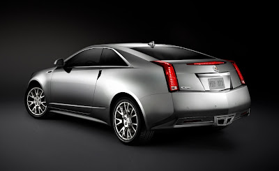 2011 Cadillac CTS Coupe Wallpaper