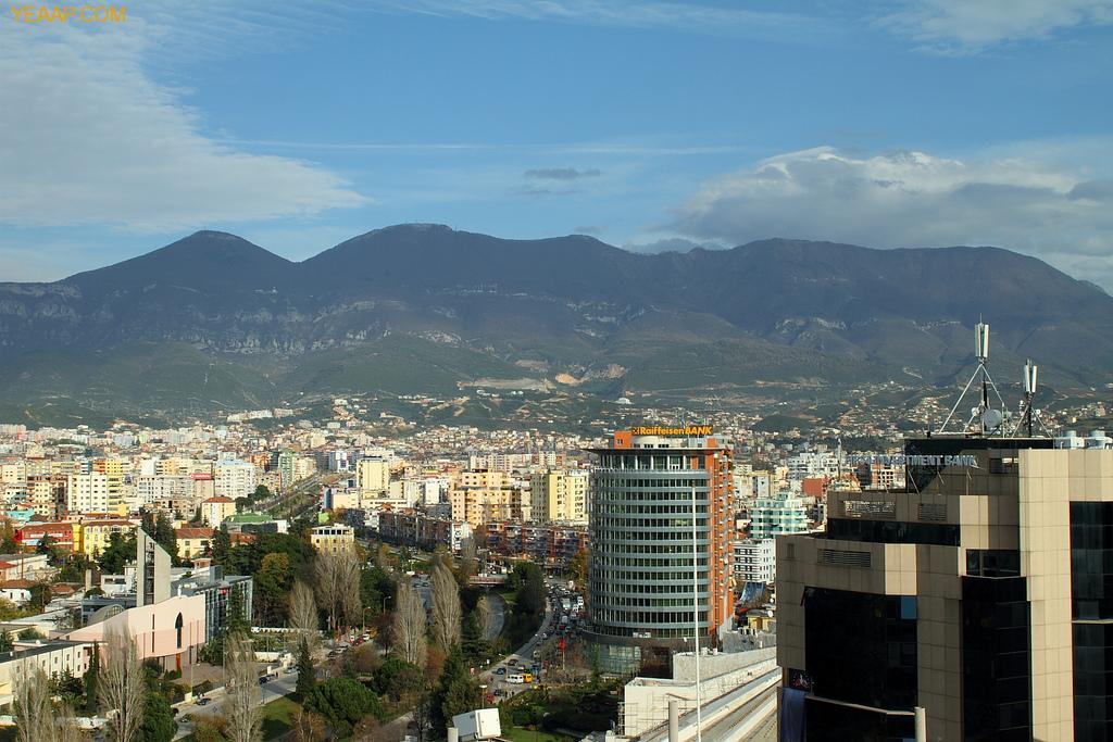 Tirane, Kryeqyteti i Shqipërisë