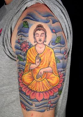buddha tattoovorlagen