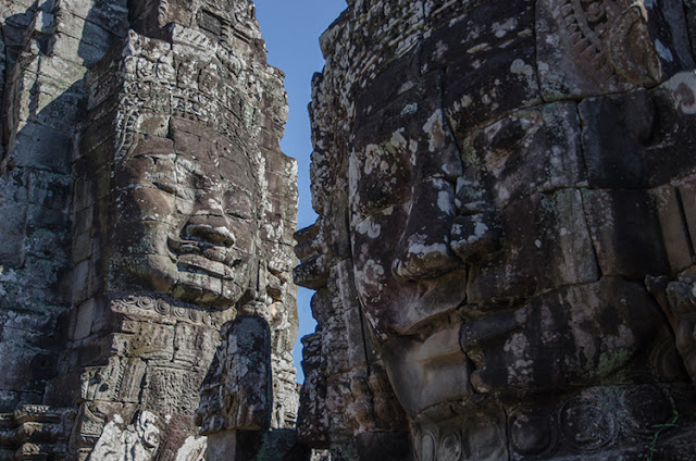 The Bayon · Siem Reap · Cambodia