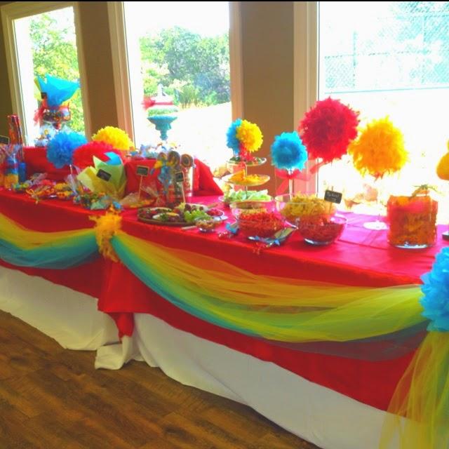 Carnaval decoraci n fiesta imagui for Decoracion para carnaval