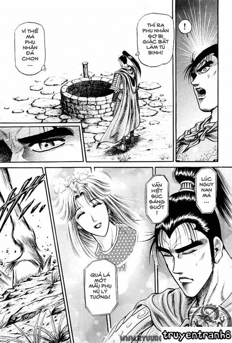 Chú bé rồng-Ryuuroden chap 24 Trang 50 - Mangak.info