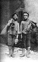 Crianças de Rua - Século XIX