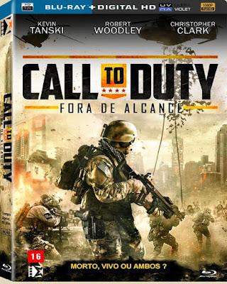 Filme Poster Call to Duty – Fora de Alcance