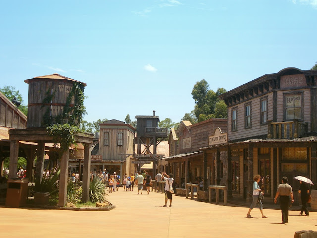 Warner Bros Movie World, Queensland, Australia