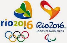 2016 tem Olimpíadas no RIO!